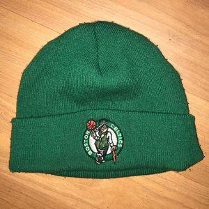 dfe74e95269 NBA Accessories - NBA Boston Celtics Beanie